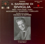 ROSSINI - Schippers - Il barbiere di Siviglia (Le barbier de Séville) live Scala di Milano, 31 - 12 - 1976