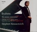 BRAHMS - Kovacevich - Concerto pour piano et orchestre n°1 en ré mineur