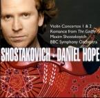 CHOSTAKOVITCH - Hope - Concerto pour violon et orchestre n°1 en la mineu