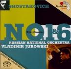 CHOSTAKOVITCH - Jurowski - Symphonie n°1 op.10