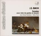 BACH - Quintana - Sonate pour viole de gambe et clavier n°1 en sol majeu