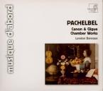 PACHELBEL - London Baroque - Canon et gigue