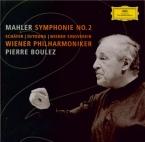 MAHLER - Boulez - Symphonie n°2 'Résurrection'