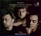 BRAHMS - Trio Wanderer - Trio avec piano n°1 en si majeur op.8