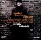 HAYDN - Brendel - Sonate pour clavier en mi mineur op.42 Hob.XVI:34