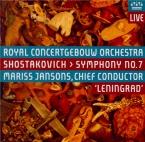 CHOSTAKOVITCH - Jansons - Symphonie n°7 op.60 'Leningrad'