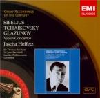 SIBELIUS - Heifetz - Concerto pour violon et orchestre op.47