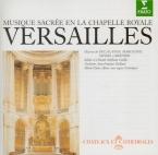 Musique sacrée en la Chapelle Royale de Versailles