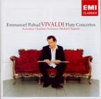 VIVALDI - Pahud - Concerto pour flûte, cordes et b.c. en fa majeur op.10