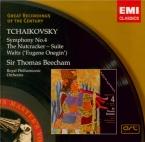 TCHAIKOVSKY - Beecham - Symphonie n°4 en fa mineur op.36