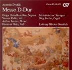 DVORAK - Graulich - Messe op.86 (version avec orgue) version avec orgue