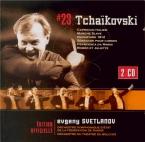 TCHAIKOVSKY - Svetlanov - Capriccio italien, poème symphonique pour orch