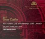 VERDI - Giulini - Don Carlo, opéra (version italienne) + conversation with Lord Harewood