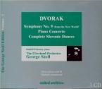 DVORAK - Szell - Symphonie n°9 en mi mineur op.95 B.178 'Du Nouveau Mond