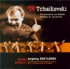 TCHAIKOVSKY - Svetlanov - Francesca da Rimini, fantaisie pour orchestre