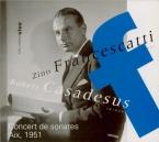 MOZART - Francescatti - Sonate pour violon et piano n°17 en do majeur K
