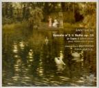 SAINT-SAËNS - Bertrand - Sonate pour violoncelle et piano n°1 op.32