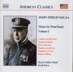 Music for Wind Band Vol.1