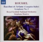 ROUSSEL - Denève - Symphonie n°3 op.42
