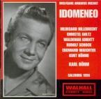 MOZART - Böhm - Idomeneo, rè di Creta (Idoménée, roi de Crète), opéra se Live Salzburg 30 - 07 - 1956