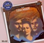 VERDI - Maag - Luisa Miller, opéra en trois actes