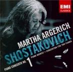 CHOSTAKOVITCH - Argerich - Concerto pour piano, trompette et orchestre à
