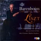 LISZT - Barenboim - Sonetto 104 del Petrarca, pour piano S.161 - 5 (Années Live at la Scala