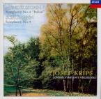 MENDELSSOHN-BARTHOLDY - Krips - Symphonie n°4 en la majeur op.90 'Italie