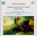 WIENIAWSKI - Bisengaliev - Concerto pour violon n°1 op.14