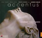 DVORAK - Accentus - Stabat Mater, pour soprano, contralto, ténor, basse version originale de 1876