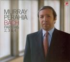BACH - Perahia - Partita pour clavier n°2 en do mineur BWV.826