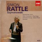 SZYMANOWSKI - Rattle - Chants d'une princesse de conte de fées op.31