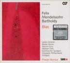 MENDELSSOHN-BARTHOLDY - Bernius - Elias, oratorio pour solistes et chœur