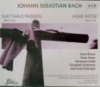 BACH - Jochum - Passion selon St Matthieu(Matthäus-Passion), pour solis