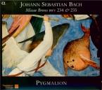 BACH - Pygmalion - Messe luthérienne en la majeur, pour solistes, choeur