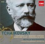 TCHAIKOVSKY - Rostropovich - Symphonie n°1 en sol mineur op.13 'Rêves d'