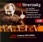 STRAVINSKY - Svetlanov - Le sacre du printemps, ballet pour orchestre
