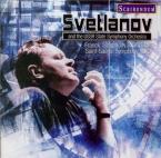 FRANCK - Svetlanov - Symphonie pour orchestre enrémineur FWV.48