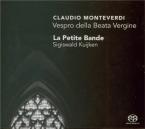 MONTEVERDI - Kuijken - Vespro della beata Vergine (1610)