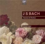 BACH - Tetzlaff - Sonates et partitas pour violon seul BWV 1001-1006