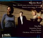 RAVEL - Trio Dali - Trio avec piano en la mineur