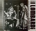 VERDI - Gavazzeni - I Lombardi alla prima crociata (Les Lombards à la pr Live Roma 1969