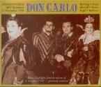 VERDI - Stiedry - Don Carlo, opéra (version italienne) Live MET 11 - 11 - 19520