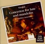 Concertos for lute and mandolin