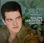 Opium (Mélodies françaises)