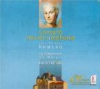 RAMEAU - Reyne - Pièces de clavecin en concerts (1741)