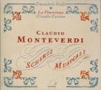 MONTEVERDI - Venexiana - Scherzi musicali