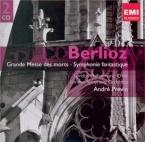 BERLIOZ - Previn - Requiem op.5 (Grande messe des morts)