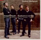 HAYDN - Quatuor Modigli - Quatuor à cordes n°78 en si bémol majeur op.76