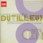 DUTILLEUX - Prêtre - Le loup : fragments symphoniques